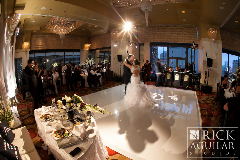Elegant_Event_Lighting_Chicago_Hotel_Palomar_Wedding_White_Dance_Floor_Lighting_Monogram_First_Dance_Reception