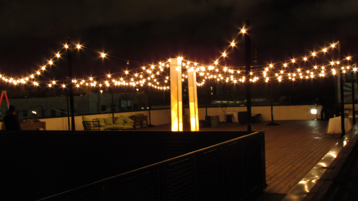 Elegant_Event_Lighting_Chicago_Ignite_Glass_Studios_Wedding_Outdoor_Cafe_String_Globe_Lighting