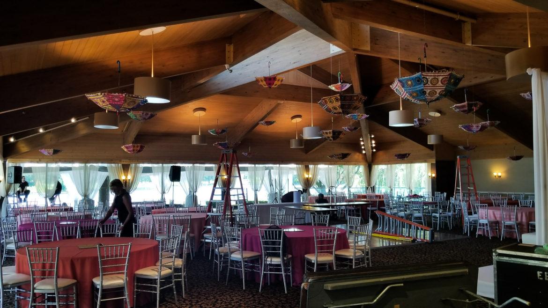 Elegant_Event_Lighting_Chicago_Kemper_Lakes_Kildeer_Wedding_Ivory_Backdrop_Draping_Umbrella