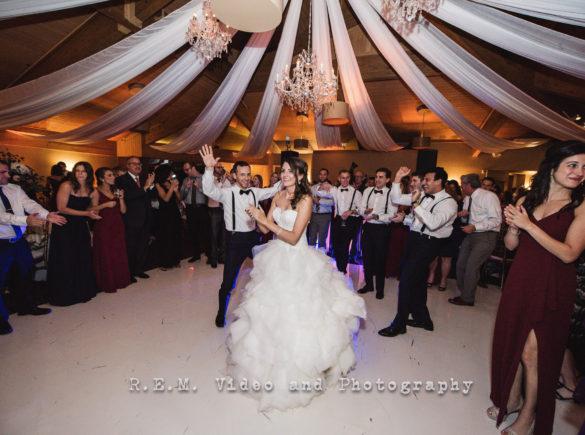 Lauren & Jason's Wedding at Kemper Lakes Golf Club