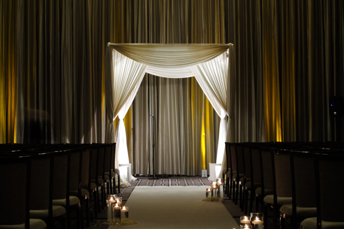 Elegant_Event_Lighting_Chicago_Langham_Wedding_Chuppah_Bridal_Canopy_Uplighting_Ceremony_Aisle_Runner
