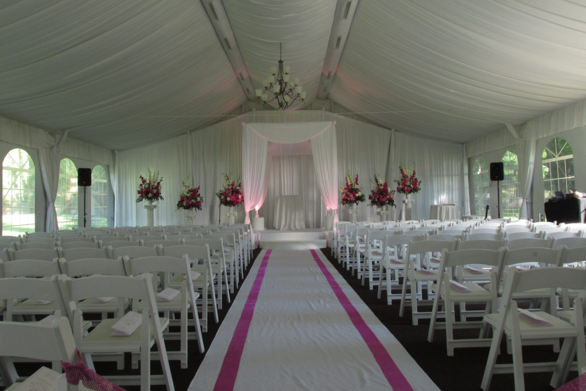 Elegant_Event_Lighting_Chicago_Marriot_Lincolnshire_Picnic_Grove_Wedding_Bridal_Canopy_Chuppah_Moon_Steps_Pink