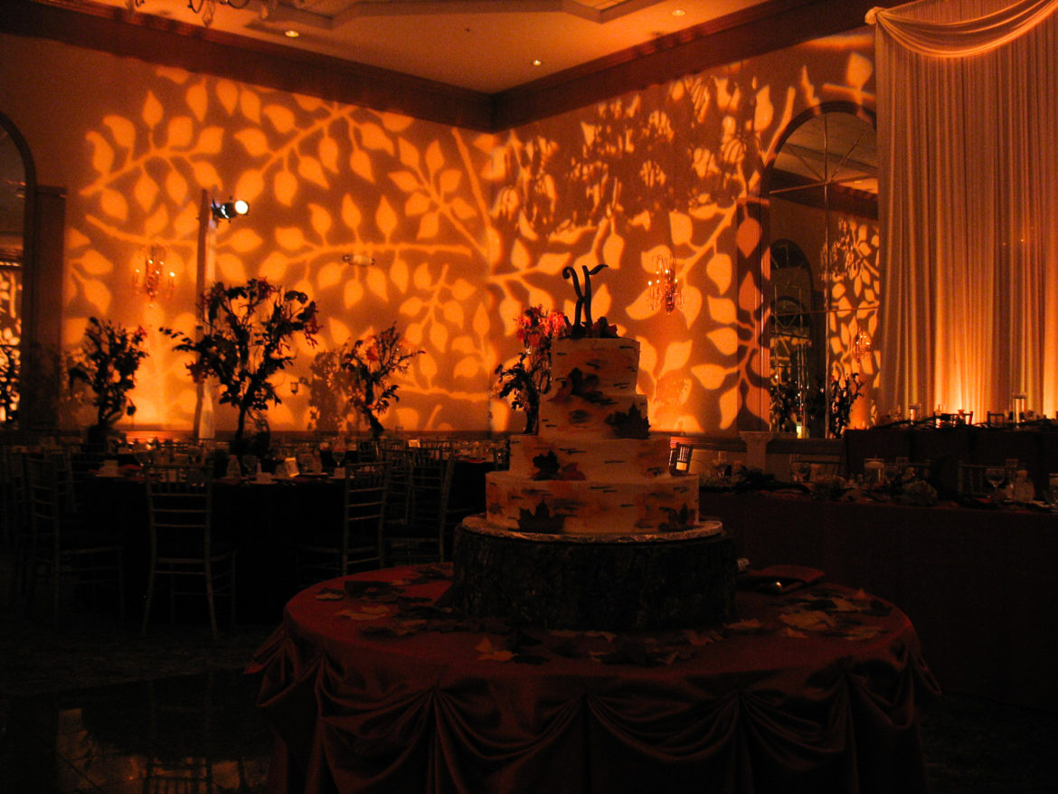 Elegant_Event_Lighting_Chicago_Meridian_Rolling-Meadows_Wedding_Pattern_Green_Lighting_Flower_Lighting