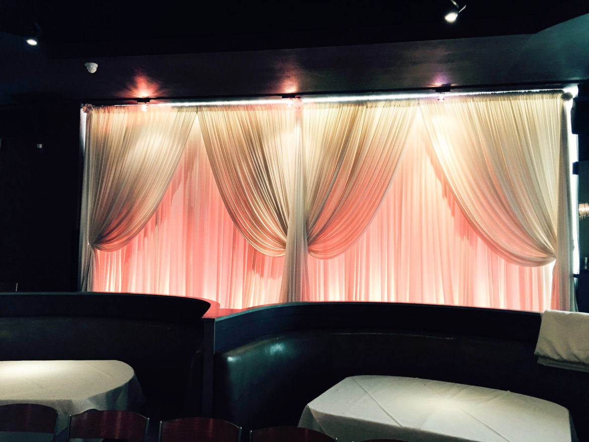 Elegant_Event_Lighting_Chicago_Nacional_27_Wedding_Ivory_Draping_Pink_LED_Uplighting