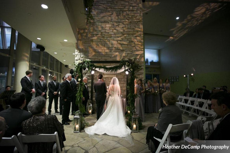 Elegant_Event_Lighting_Chicago_Peggy_Notebaert_Wedding_Uplighting_Chuppah_Bridal_Canopy_Pattern_Lighting