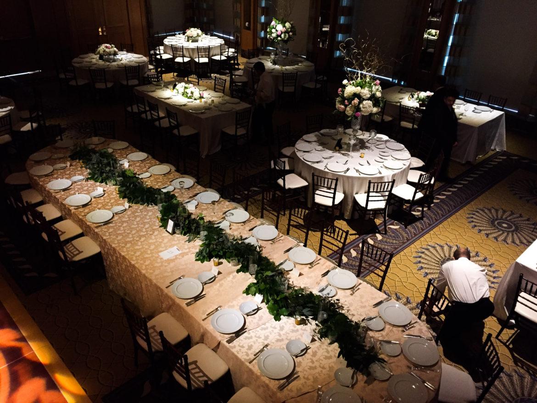 Elegant_Event_Lighting_Chicago_Peninsula_Hotel_Wedding_Uplighting_Flower_Centerpice_Lighting_Table_Lighting_Head_Table_Lighting