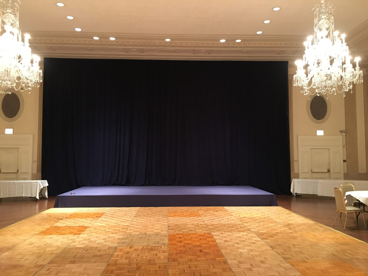 Elegant_Event_Lighting_Chicago_Standard_Club_Wedding_Navy_Blue_Stage_Cover