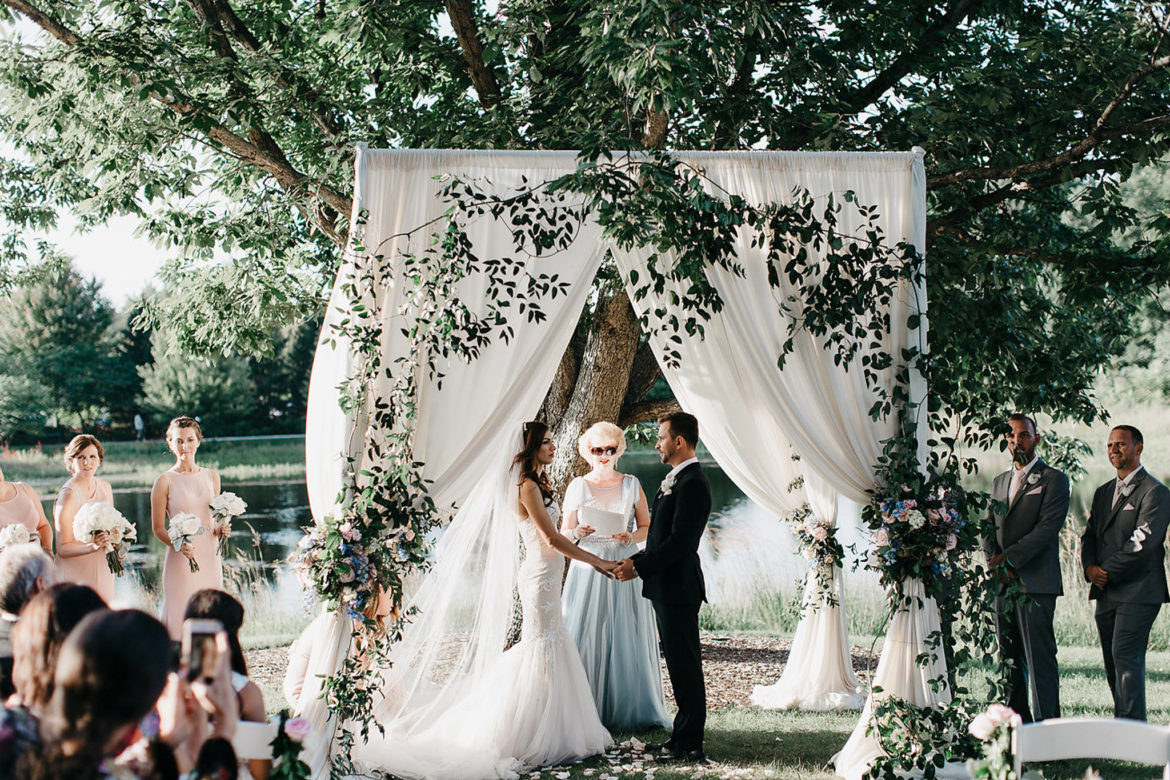 Elegant_Event_Lighting_Chicago_The_Morton_Arboretum_Lisle_Meadow_Lake_Point__Wedding_Bridal_Canopy_Chuppah_Greenery_Elegan
