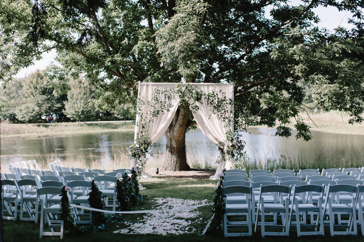 Elegant_Event_Lighting_Chicago_The_Morton_Arboretum_Lisle_Meadow_Lake_Point__Wedding_Bridal_Canopy_Chuppah_Greenery_Elegant