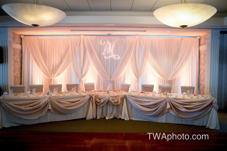 Elegant_Event_Lighting_Chicago_Turnberry_Country_Club_Crystal_Lake_Wedding_Backdrop_Ivory_Amber_Uplighting_Monogram