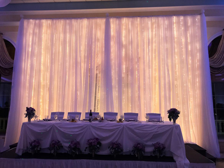 Elegant_Event_Lighting_Chicago_Venutis_Addison_Wedding_Twinkle_Light_BAckdrop