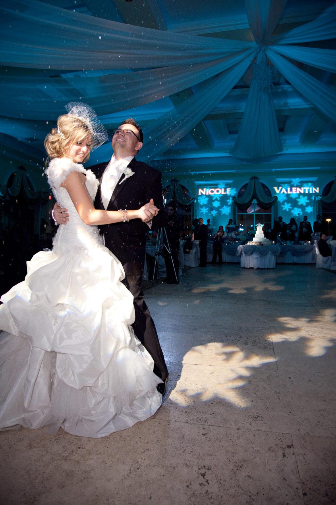 Elegant_Event_Lighting_Chicago_Venutis_Addison_Wedding_Winter_Wonderland_PAttern_LightingCeiling_Drape