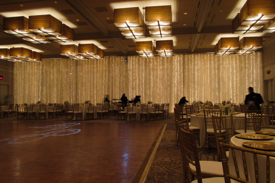 Elegant_Event_Lighting_Chicago_Westin_Itasca_Wedding_Separation_Twinkle_Light_Draping
