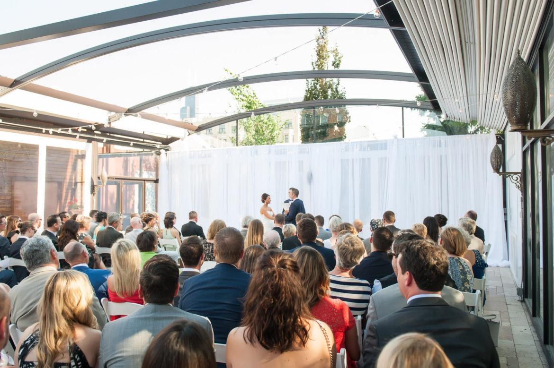 Elegant_Event_Lighting_Galleria_Marchetti_La_Pergola_Wedding_Ceremony_Backdrop_Cafe-Globe_Lighting