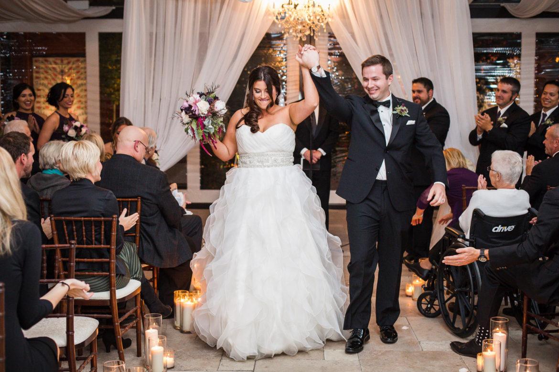 Elegant_Event_Lighting_Galleria_Marchetti_La_Pergola_Wedding_I_Do_Vows_Ceremony_White_Draping_Crystal_Chandelier