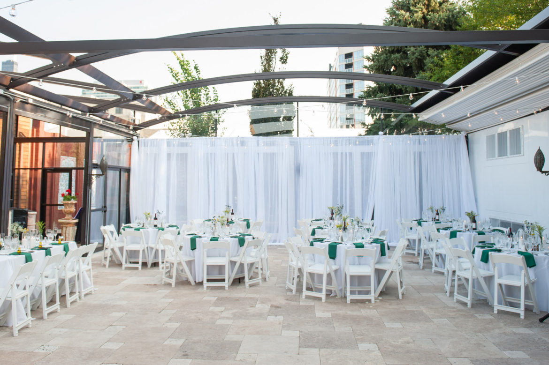 Elegant_Event_Lighting_Galleria_Marchetti_La_Pergola_Wedding_White_Draping_Cafe_Globe_Lighting