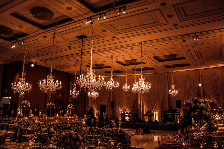 Elegant_Event_Lighting_Marriott_Peninsula_Hotel_Wedding_Chicago_Crystal_Chandelier