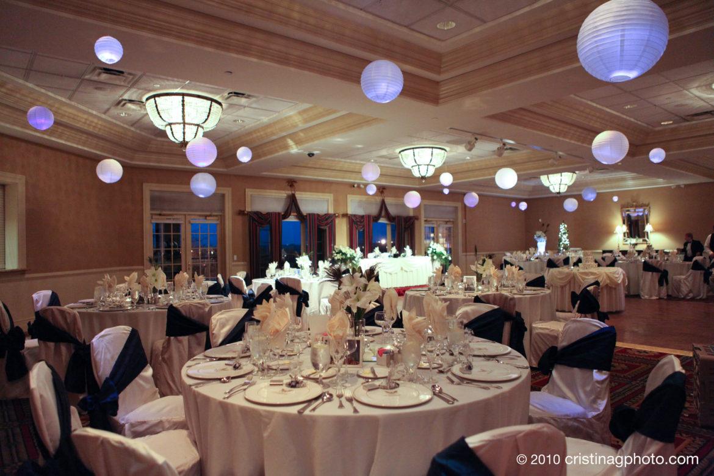 Elegant_Event_Lighting_Wedding_Bolingbrook_Golf_Club_Wedding_Blue_Paper_Lanterns