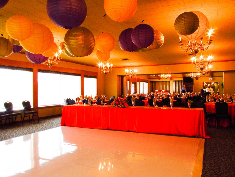 Elegant_Event_Lighting_Wedding_Paper_Lanterns_Ivory_Dance_Floor