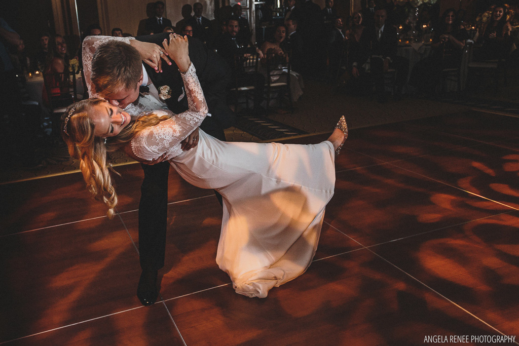 Elegant_Event_Lighting_Chicago_Peninsula_Hotel_Wedding_Pattern_Dance_floor_Lighting_First_Dance
