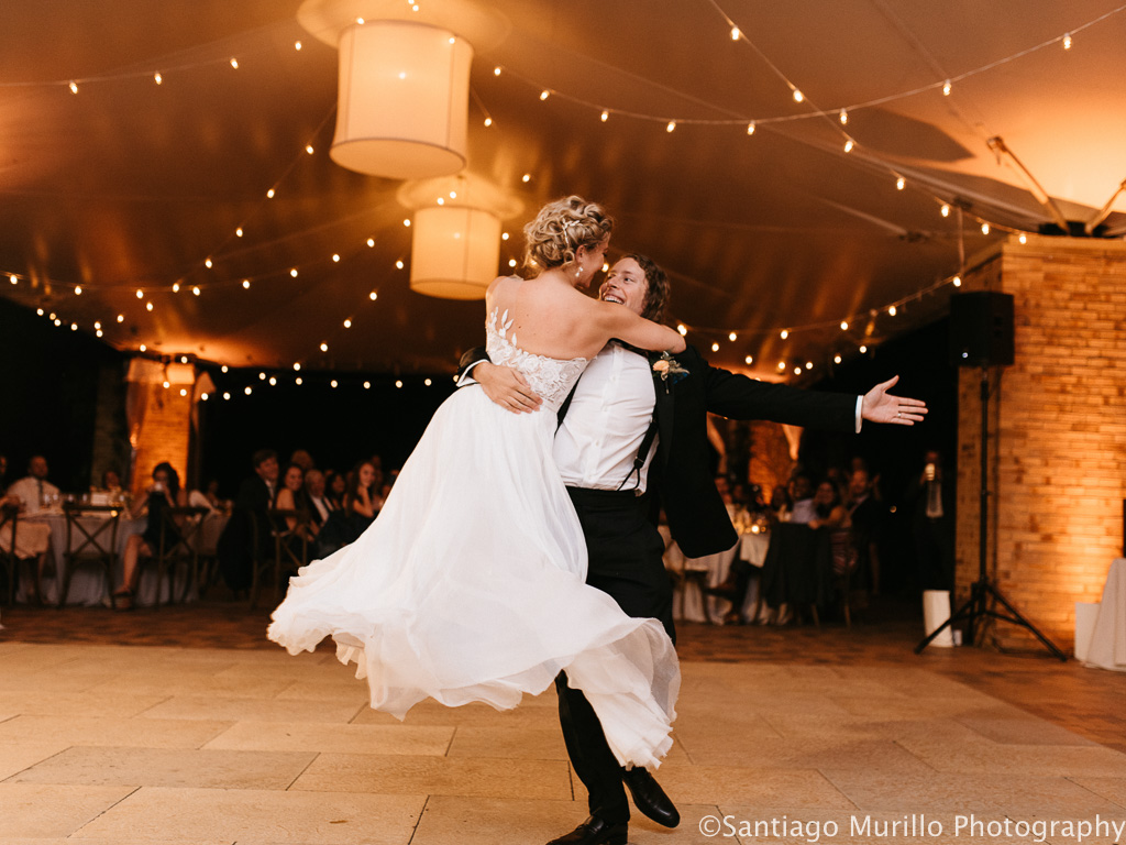 Elegant_Event_Lighting_Chicago_Botanic_Garden_Wedding_First_Dance_Picture_Perfect_Cafe_Globe_Lighting