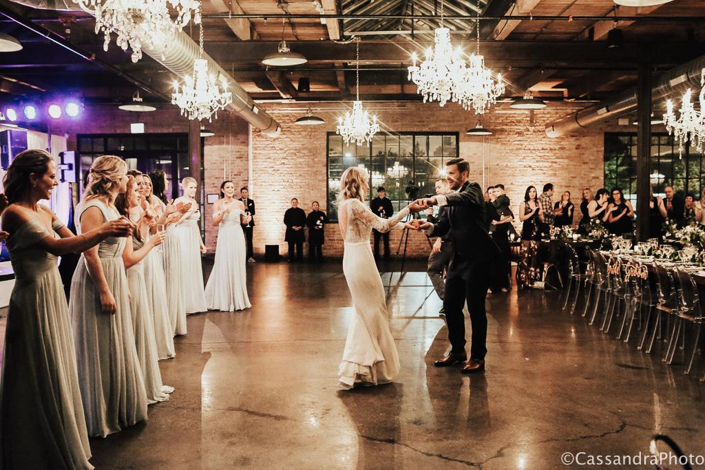 Elegant_Event_Lighting_Morgan_Manufacturing_Chicago_Wedding_.First_Dance_Crystal_Chandelier