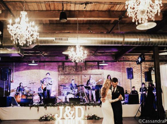Danielle & Josh's Wedding at Morgan Manufacturing