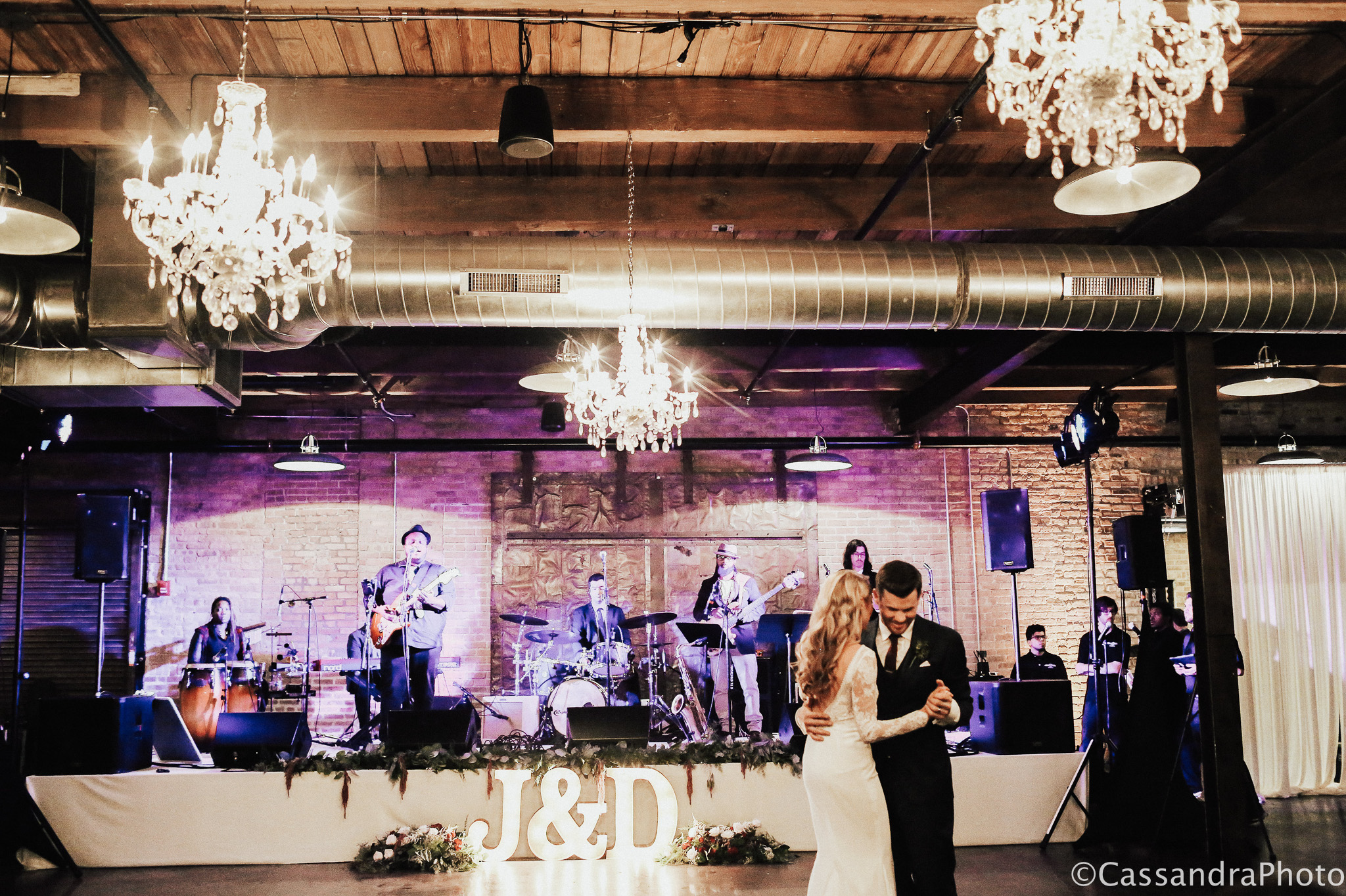 Danielle & Josh's Wedding at Morgan Manufacturing