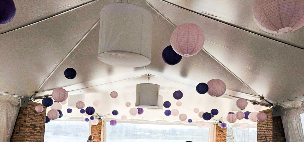 Elegant_Event_Lighting_Chicago_Wedding_Botanic_Garden_Bridal_Shower_Paper_Lantern_Blush_PInk_Purple