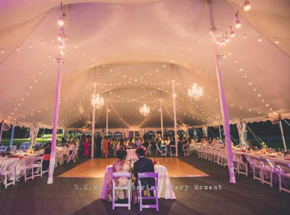 Malika & Pratik's Morton Arboretum Wedding