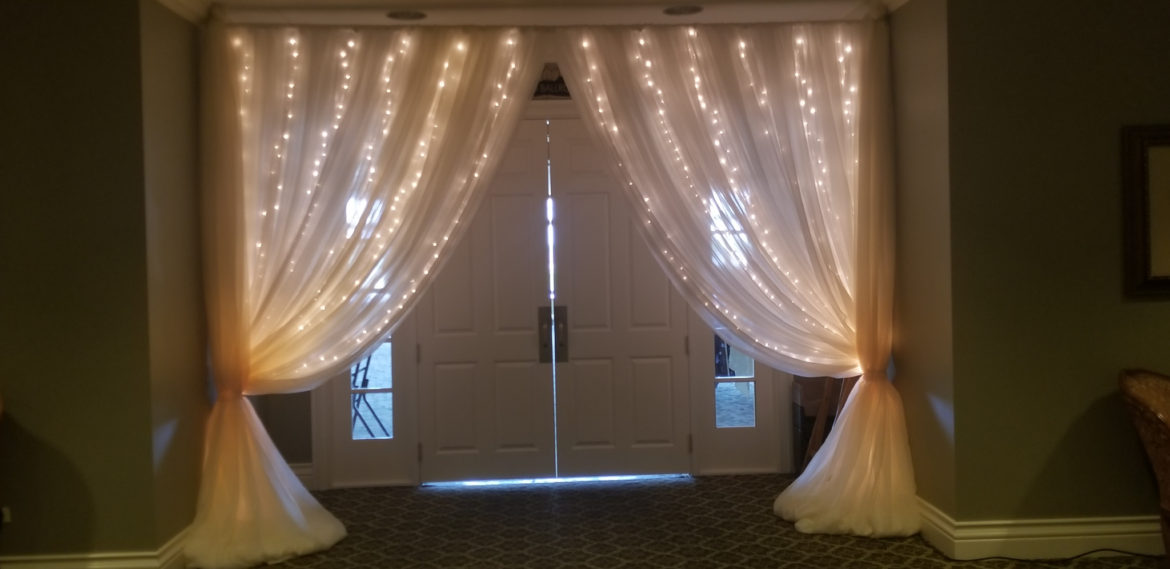 Elegant_Event_Lighting_Chicago_Crystal_Tree_Country_Club_Orland_Park_Wedding_Ceiling_Drapes_Twinkle_Lighting_Door_Entrance