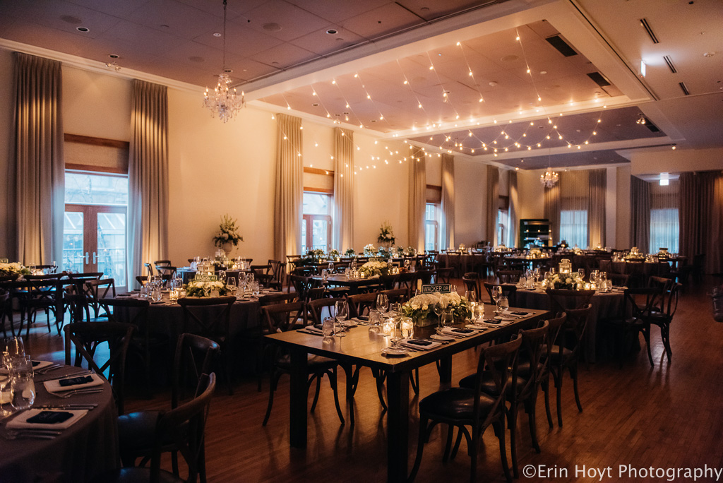Elegant_Event_Lighting_Chicago_Ivy_Room_Wedding_Cafe_Globe_Lighting_Crystal_Chandelier_Reception_Setup