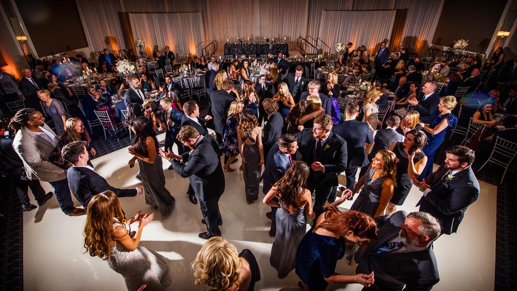 Elegant_Event_Lighting_Hotel_Arista_Naperville_Wedding_Dance_Floor_Reception_Party_White_Vinyl