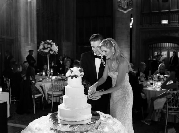 Ellen & Andrew's University Club Wedding