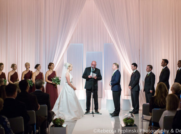 Eva & Dave's Wedding at Venue Six10