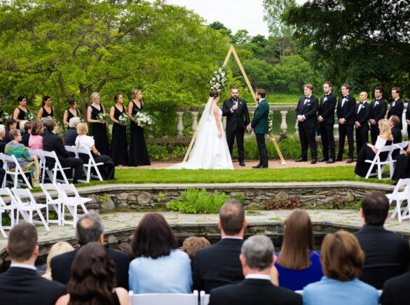 Chicago Botanic Garden Weddings