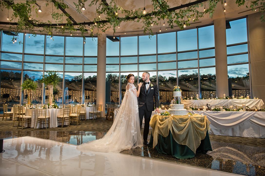 Elegant Esplanade Weddings
