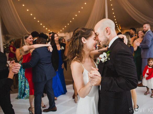 Illuminating Wedding Love