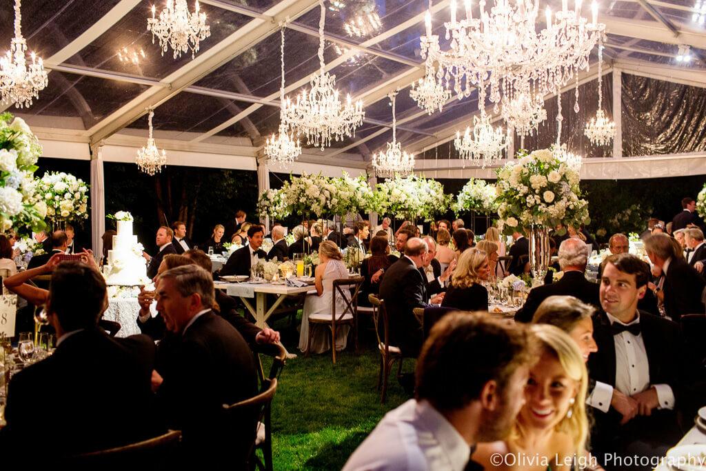 Elegant_Event_Lighting_Private_Residence_Nicastro_Wedding_Flower_Lighting_Crystal_Chandelier_Reception_1